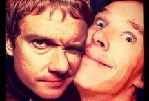 Celebrities / Actors/Actresses. But mostly Benedict Cumberbatch and other British actors. / by Katie Wilcox
