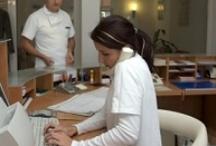 Medical Receptionist  / My Occupation.