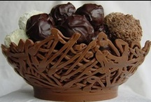 Chocolate Items / Odd things made of chocolate.