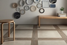 Mix & Match / Giving designers an opportunity for increased self-expression and creative freedom, many companies introduced tiles with a range of designs and compositions of varying color, size and material in one collection.
