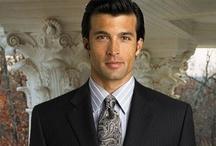 Sharp Dress Men  / I love a man in a suit.