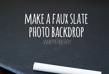 Photographs & How-to