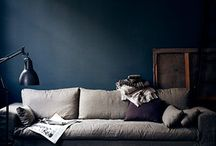 Moody Indigo / by Patina Green Home & Market