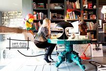 Workspace / by Nicki Sharp