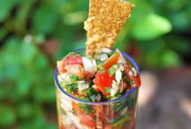 Chips n' dips / by Nicki Sharp