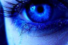 blue color / by Adri Pazmiño