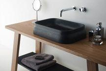 Salle de bain / by Valerie Brouard-Guillemette