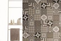 Patchwork 2.0 / Cersaie 2013 showed us that patchwork tile design is ready to go beyond the confines of a backsplash. Italian companies are setting the stage—residential and commercial interiors, that is!—for patchwork to be a trend from floor to ceiling.