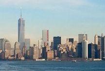 New York  / My trip to New York.