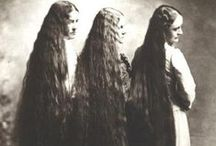 Styles for Long Hair