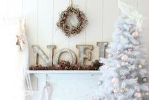 Xmas decor inspiration / Christmas decor holidays