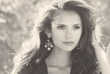 Nina Dobrev / Okay I have to say I am obsessed with her. She is absolutely one of the most beautiful women I've ever seen.  / by Mariah Fulsang