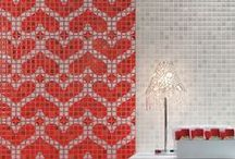 Seeing Red / This #ValentinesDay, we are seeing red: a collection of the best tiles, projects and installations featuring the color of love!