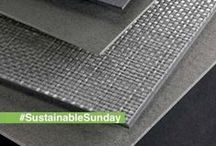 #SustainableSunday / Generally speaking, ceramic tile is an inherently sustainable product. It's durable, recyclable, hygienic, low maintenance and contains no VOCs, which affect indoor air quality. Beyond that, Italian manufacturers continue to innovate with slim tiles, clip tiles and energy saving systems in addition to new sustainable initiatives such as anti-bacterial, anti-pollution and self-cleaning ceramics.