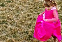 Little Girl Princess Dresses/Cosplay