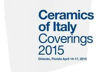 Coverings 2015 Preview / A sampling of the new Italian tile collections launching at Coverings 2015 in Orlando