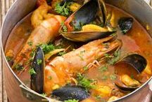 Seafood Cuisine / All Things Seafood!