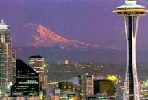 Seattle Love! / Our favorite things about the best city in the Pacific Northwest!