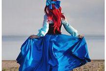 "Ariel ""Kiss the Girl"" Dress Cosplay"