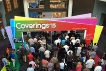 Coverings 2015: Snapshots / Snapshots from #Coverings2015 - North America's largest tile and stone exhibition - held in Orlando, FL April 14-17, 2015.