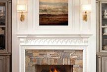 Fireplace House