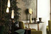 Inspiring Interiors / Some of our favourite interiors by other designers.