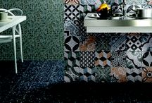 TREND ALERT: Terrazzo Twist / Terrazzo has grown to become a potential new mainstay, on par with marble, wood and concrete designs. Dozens of designs are now available ranging from cement to epoxy terrazzo, traditional to modern colors and glossy to matte finishes. As opposed to traditional terrazzo, which can become very slippery or fade when used outdoors, porcelain offers a durable, versatile and cost effective alternative.