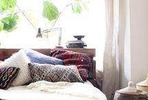 bedroom / by Anna Stock-Matthews