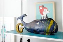 Children's Rooms + Fun Things / Spaces + products for kids / by Lily Ellis / Birch + Bird