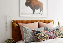 Boudoir / Restful bedrooms  / by Lily Ellis | Spruce Collective