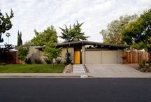Home Exteriors / Curb appeal: eye-catching home exteriors / by Lily Ellis / Birch + Bird