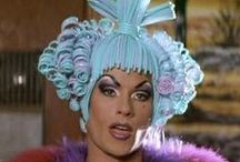 """Drag / """"We're born naked, and the rest is drag."""" ~ RuPaul 