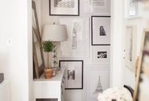 spaces-- / Ideas for my someday-dream-home. / by Katie Holeman