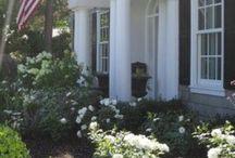 landscape design & garden / by Elizabeth Ripley Horn
