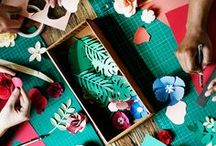 DIYs, Tutorials & Cool Projects / Creative DIY & Craft ideas from across the web.