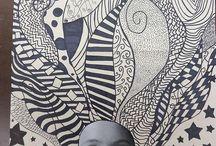 Student Art Ideas / by Arienne Zimmerman