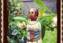 Literary Art & Craft / by Tansy Rayner Roberts