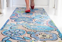 On The FLOOR / Fabulous floors and floor coverings.  (Song by Jennifer Lopez) / by Donna Pulvirenti