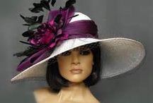 Hats / One of my great passions is a fabulous #hat. Discover all of my loves on this board! There are even more on www.styleontheside.com #fedora #cloche #floppy