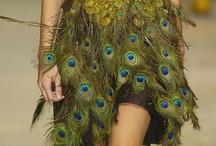 Fashion Week Feathers!!