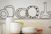 For the wall (decals)