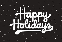 here comes santa claus... / I love Christmas and 'tis the season!