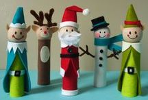 Christmas Crafts / by Christina Howard Davis