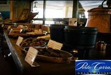Greek Breakfast at Porto Carras Grand Resort / Porto Carras introduces the real traditional Greek Breakfast! Photos by Dimitra Siachou and Chrisa Mandalianou.