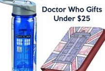 Doctor Who / Step inside the TARDIS! Only Whovians need apply within. This board is dedicated to all things Doctor Who!