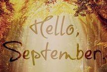 september / moods of september