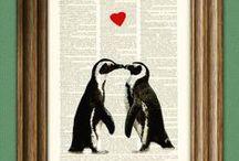 Penguin Stuff / Cool stuff featuring Antarctica's most popular residents.