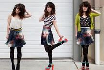 Galaxy Print / Galaxy prints and space inspired fashion.