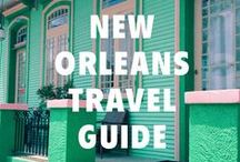 Things to do in New Orleans / Just a few of my favorite things to do around town, in the best city in the world - New Orleans!