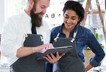 Small Business Tips / Creative and low-budget small business tips from the Wix team.